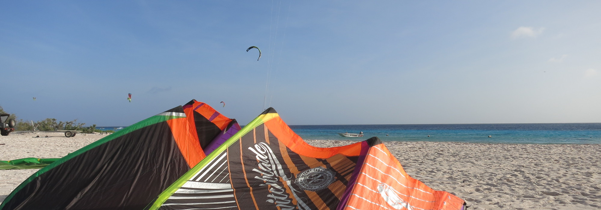 Atlantis Beach Kiteboarding