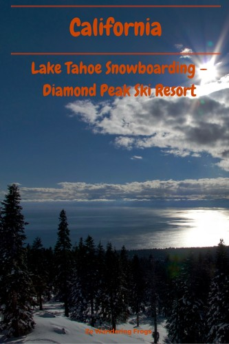 Lake Tahoe Diamond Peak
