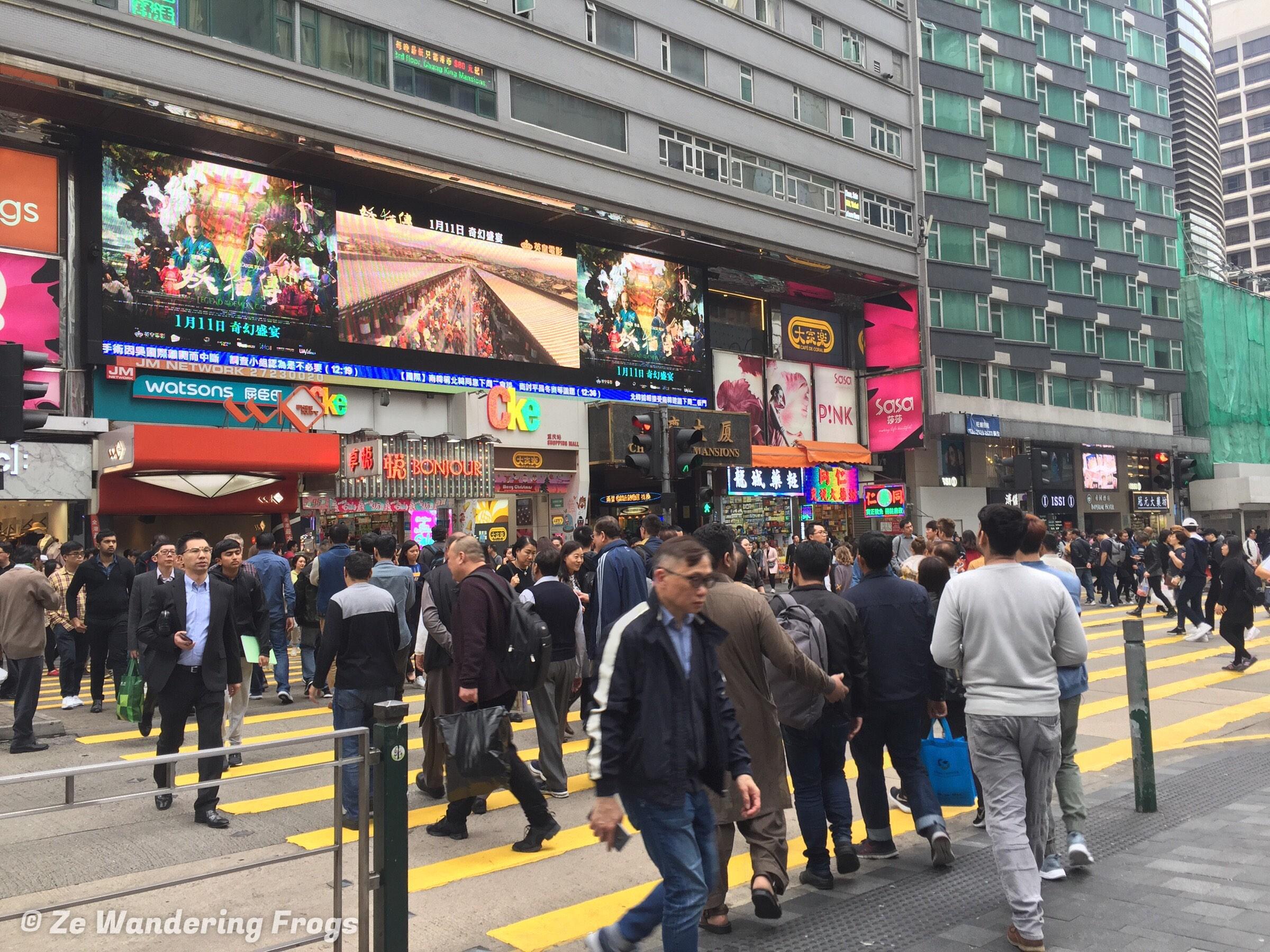 Tsim Sha Tsui, Kowloon