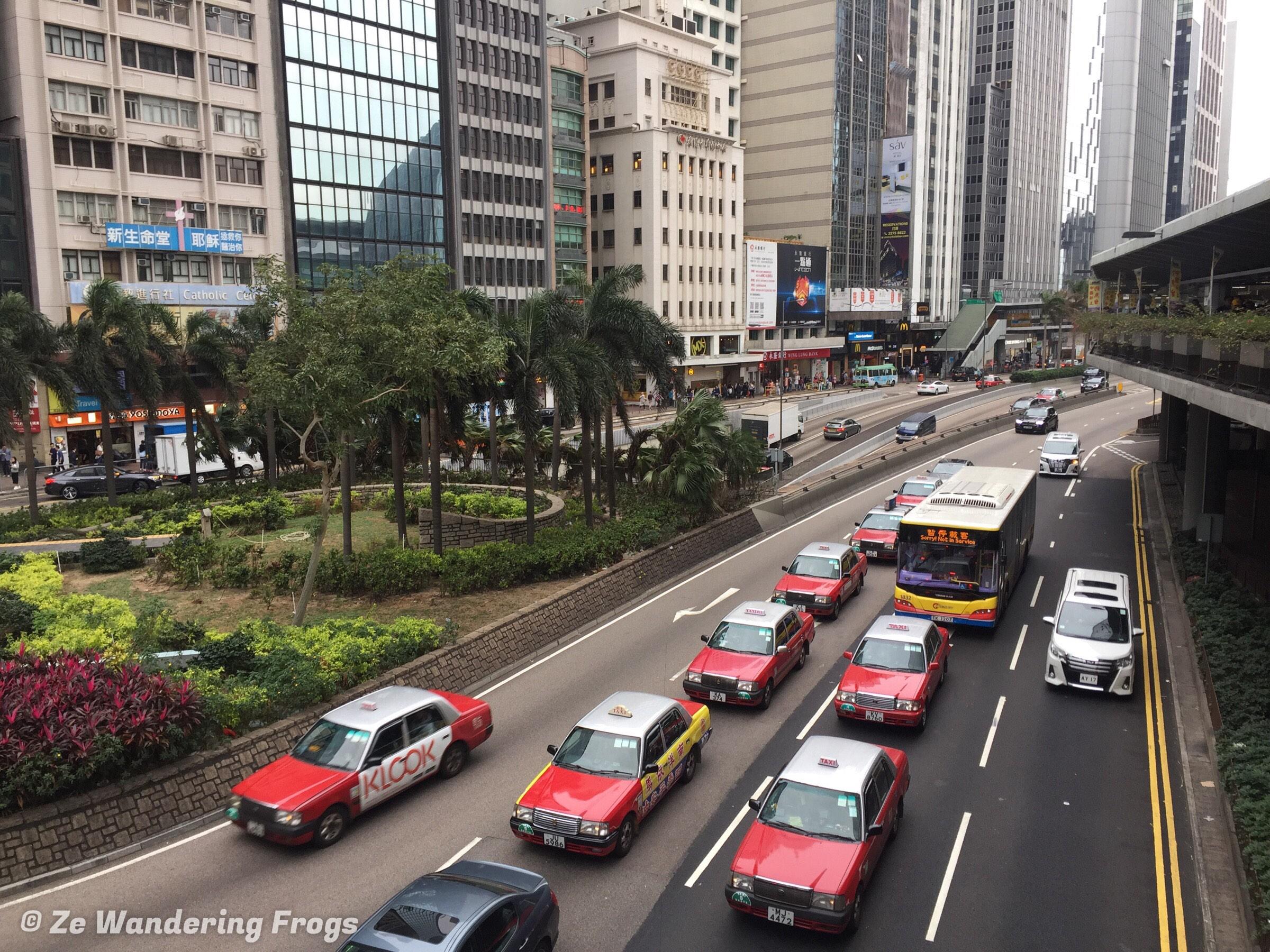 Central, Hong Kong Island